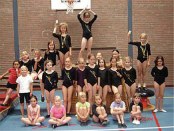 gymnastiekvereniging ars